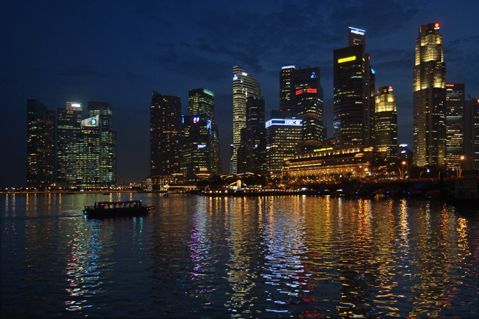 Singapore River - Singapore