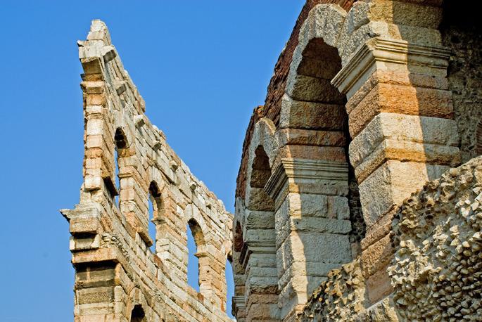 Verona Amphitheatre - Europe