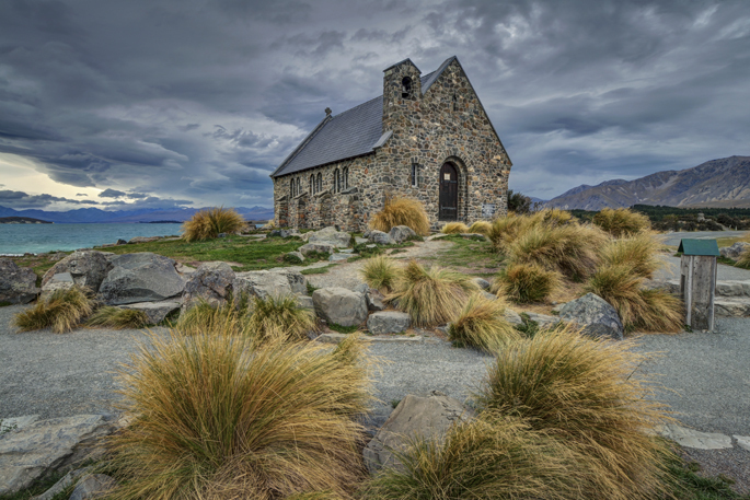 Church of the Good Shepherd - New Zealand