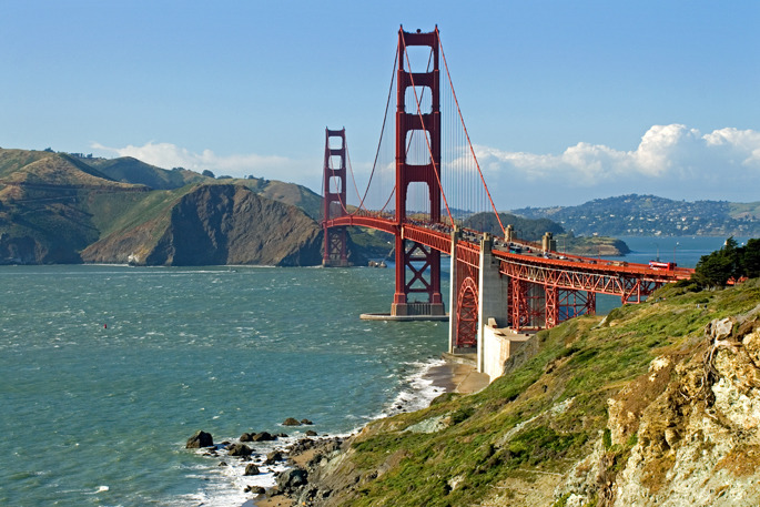 Golden Gate - USA