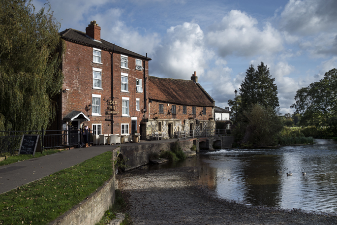 The Old Mill Harnham - Southern England