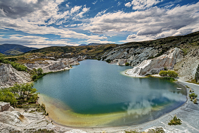 St Bathans - New Zealand