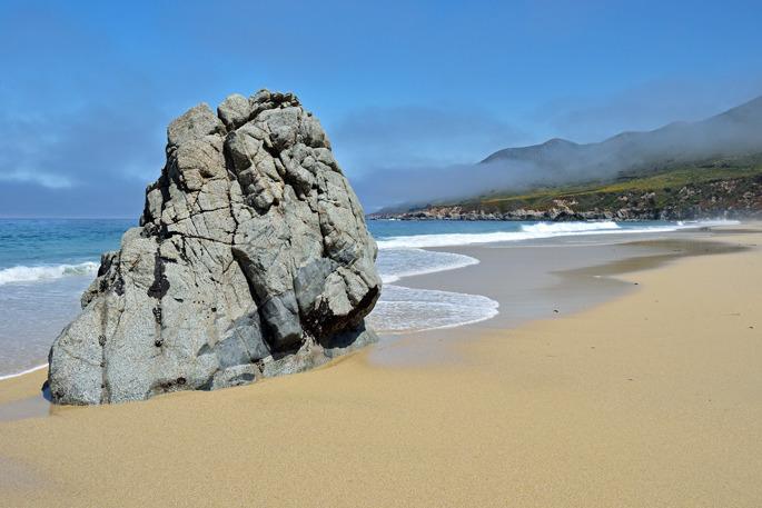 Garrapata Beach - California - USA