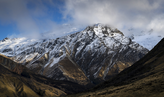 Mean and Moody - New Zealand