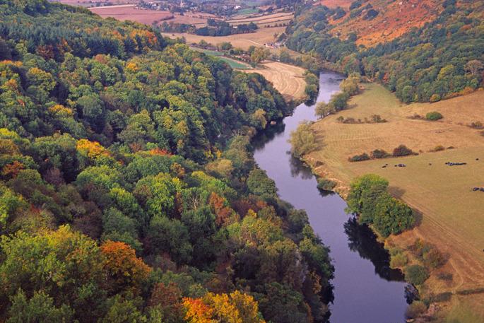 Symonds Yat - Central England