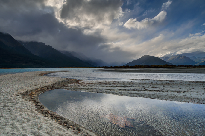 Head of the Lake - New Zealand
