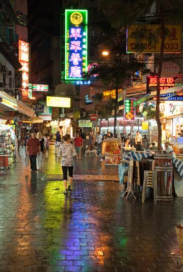 Kowloon Market - Hong Kong