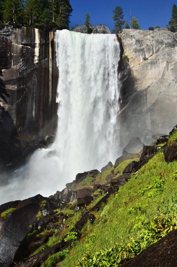 Vernal Falls - USA