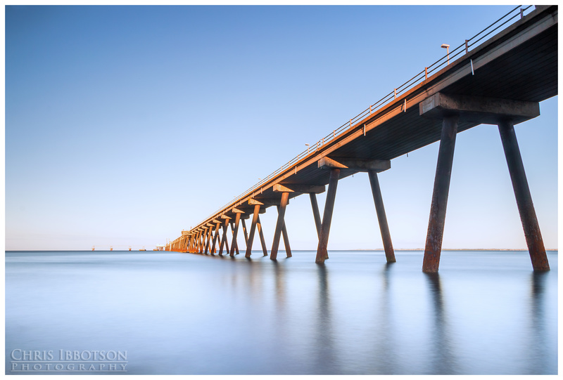 A Bridge Over Calm Waters Cloghan Point Oil Terminal