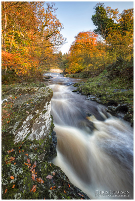 Autumn at Roe Valley Country Park