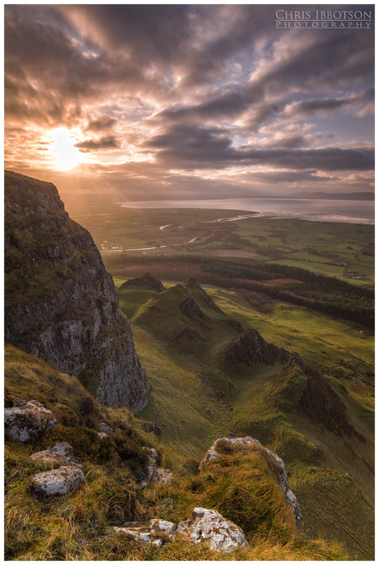 Binevenagh Mountain