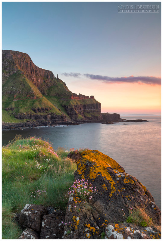The Chimney Tops, Giants Causeway