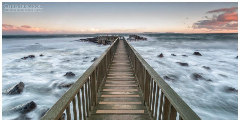 The Bridge, Pans Rocks