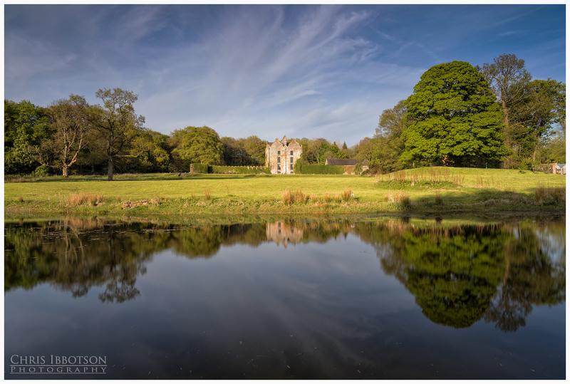 Galgorm Castle Reflections
