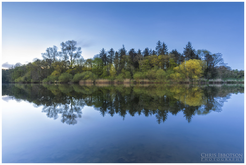 Reflections, River Bann (IMG0612) - County Derry / Londonderry