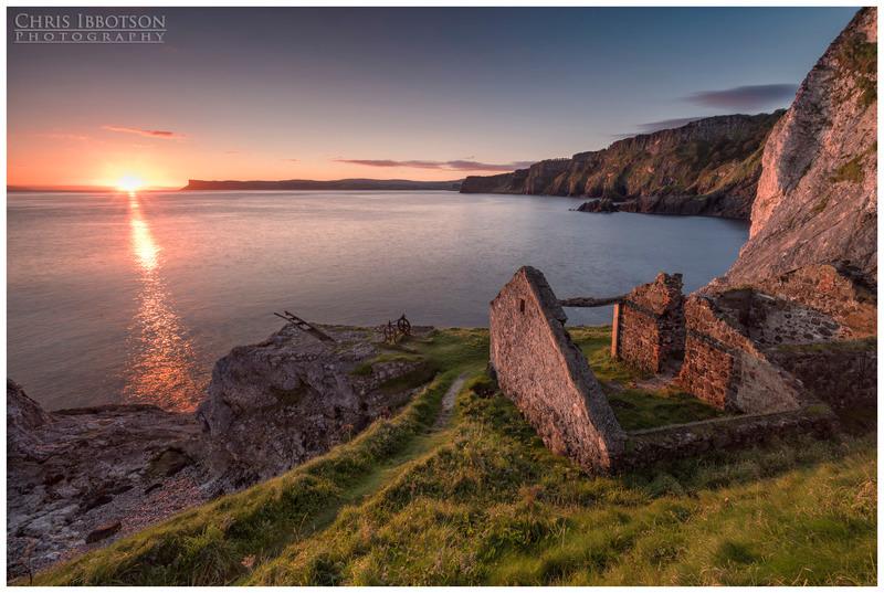 The Ruins, Kinbane Head