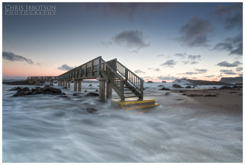 Morning Tides, Ballycastle