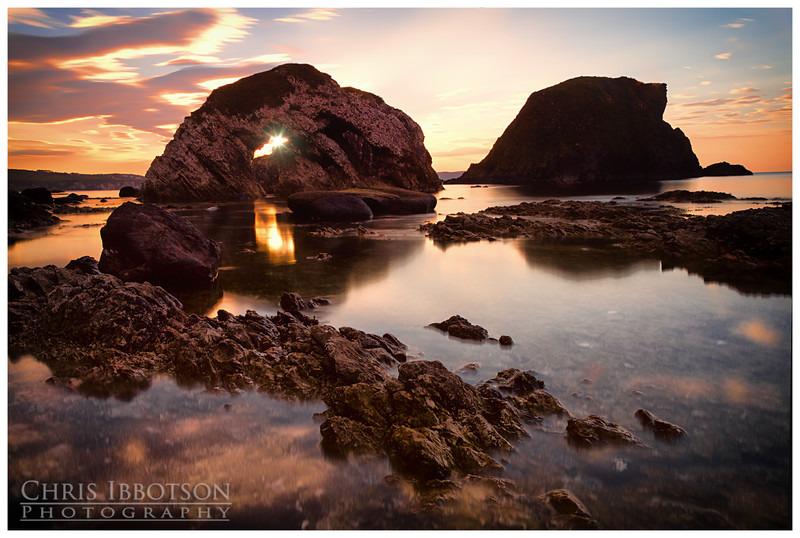 Ballintoy Sea Arch