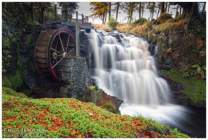 The Waterwheel, Glenariff