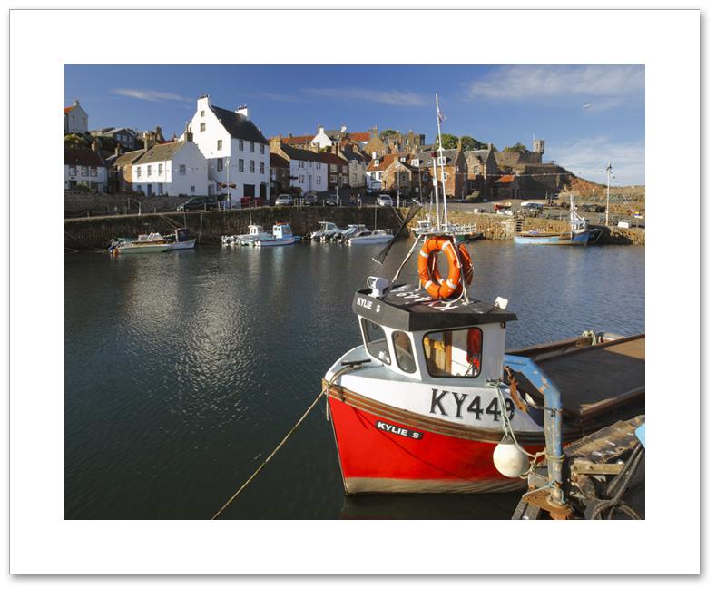 Kylie S, Crail, East Neuk, Fife