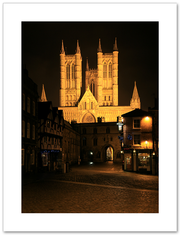 The Cathedral, Lincoln, Lincolnshire