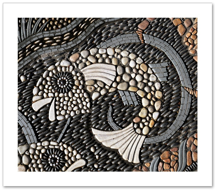 Mosaic VII - Fish Lytham