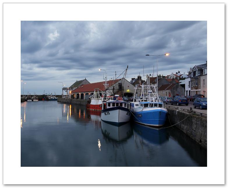 Quayside, Pittenweem, East Neuk, Fife