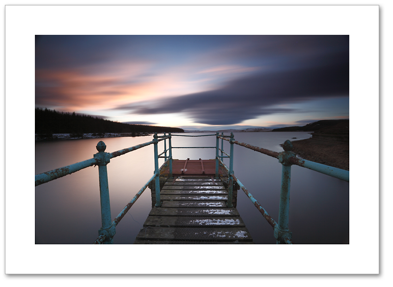 Glow with the flow, Loch Glow, Cleish Hills, Perthshire