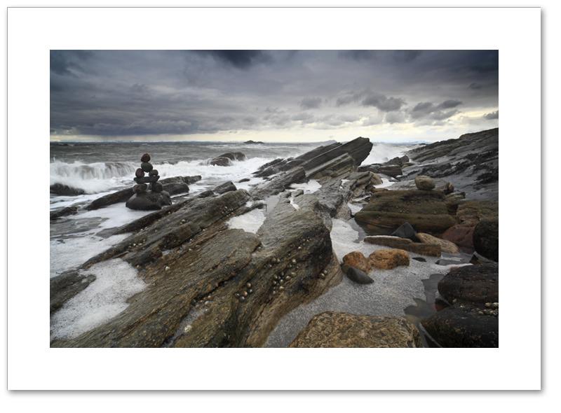 Seafield stones, Kirkcaldy, Fife