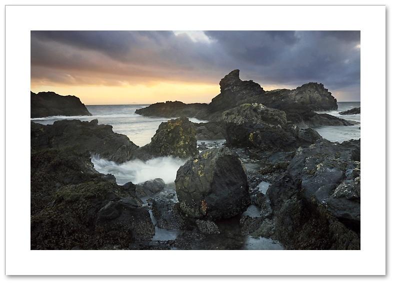 Anchored, Long Shanks, St Monans, East Neuk, Fife