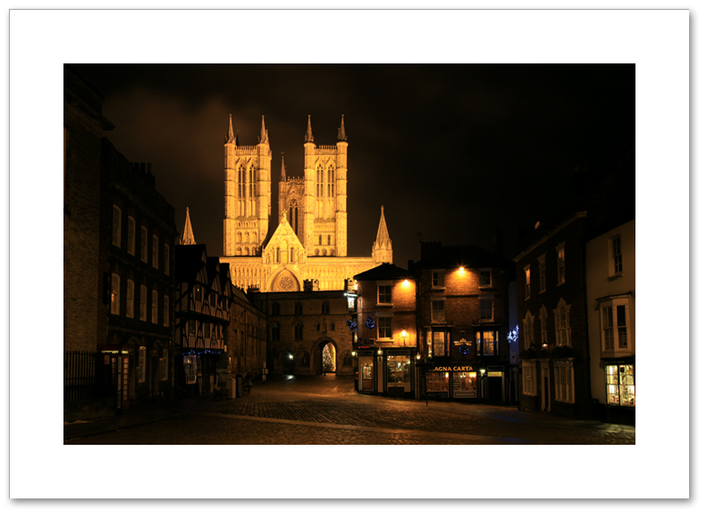 The Catherdral, Lincoln, Lincolnshire