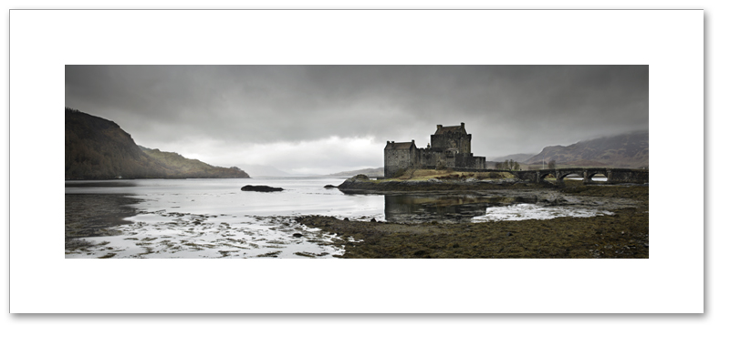 Eilean Donan Castle, Loch Duich, Highlands