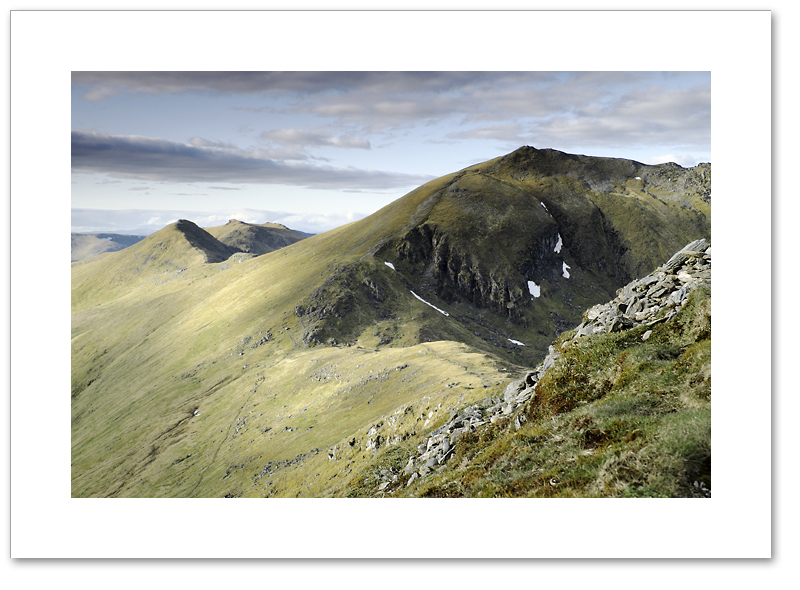 Flanks, Ben Lawers, Perthshire