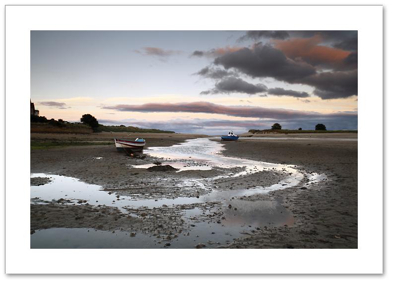 Distance Inbetween, Alnmouth, Northumberland
