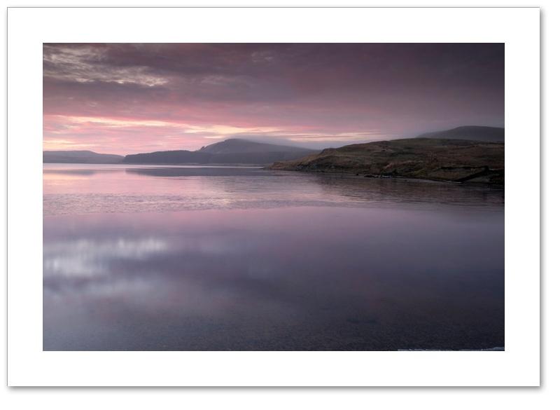 Dusky Pink, Loch Glow, Cleish Hills