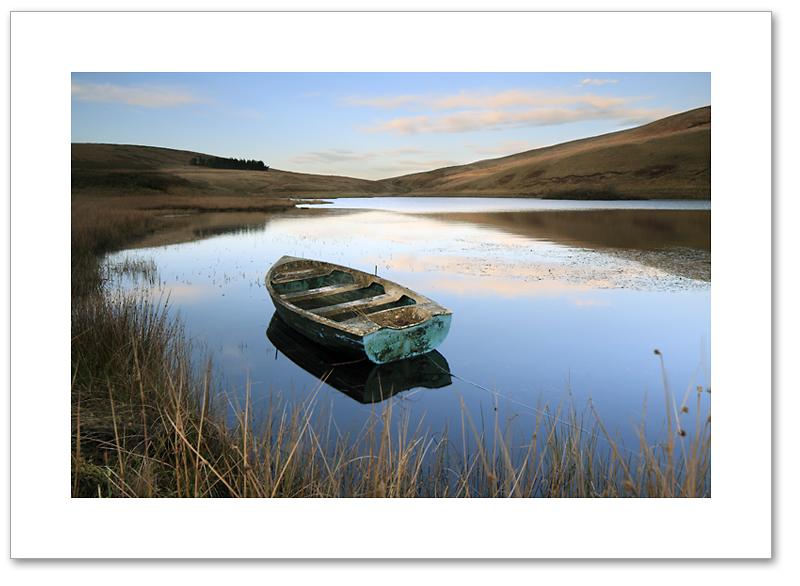 North Esk Reservoir, Pentland Hills