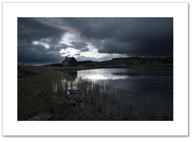 Innominate, Urlar Moor, Perthshire