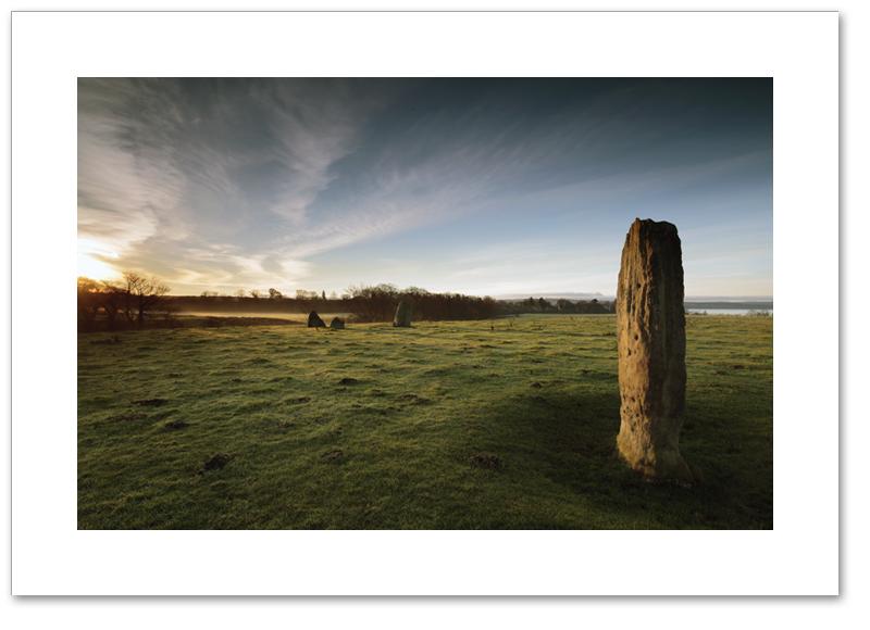 Tuilyies Standing Stones, Torryburn, Fife