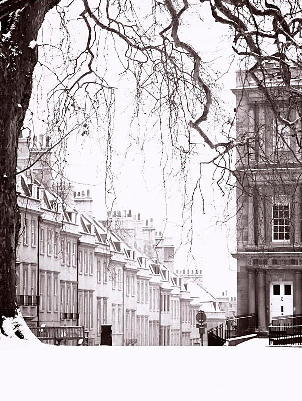 Gay Street ,Circus, Bath EDC028 - Bath