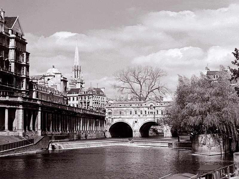 Pulteney Bridge, Bath EDC034 - Bath