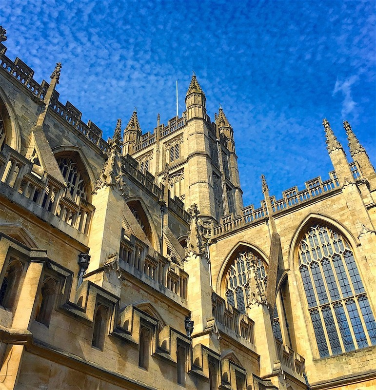 Bath Abbey EDC280 - Bath