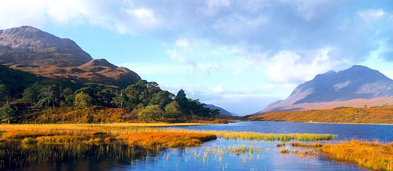 Glen Torridon, Loch Clair and Liathach EDC017 - Scotland