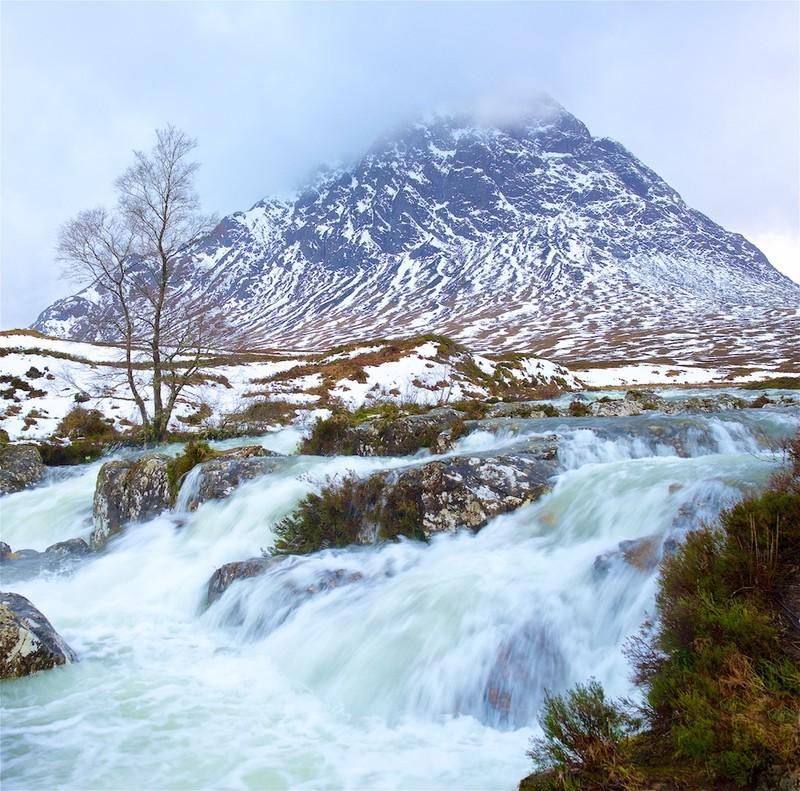 Forces of nature, Glencoe,  EDC288 - Scotland