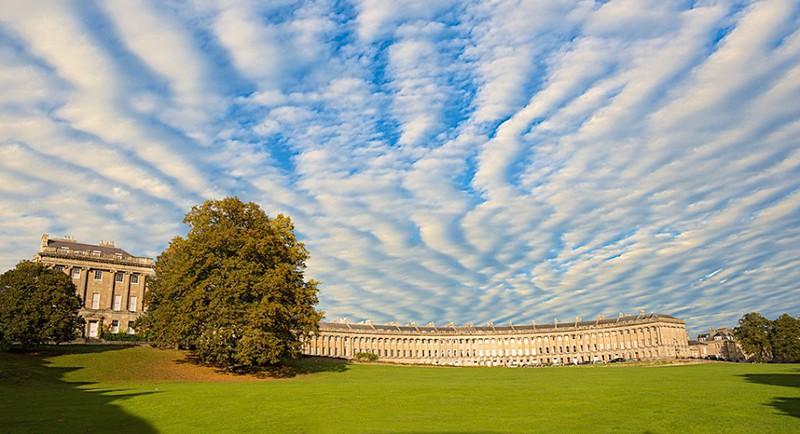 Amazing Sky, Royal Crescent, Bath EDC214 - Bath