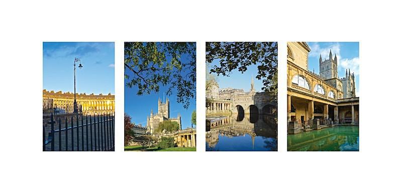 Bath Landmarks EDC209 - Bath