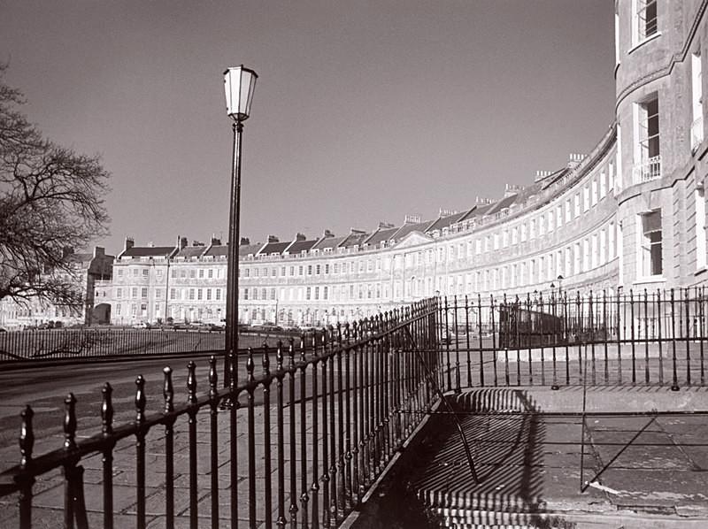 Lansdown Crescent, Bath EDC033 - Bath
