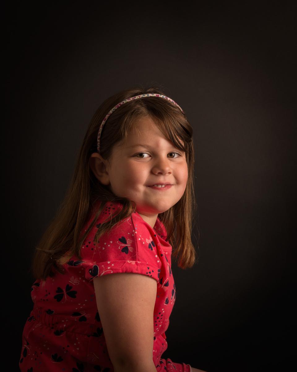 Jess - Studio Portraits