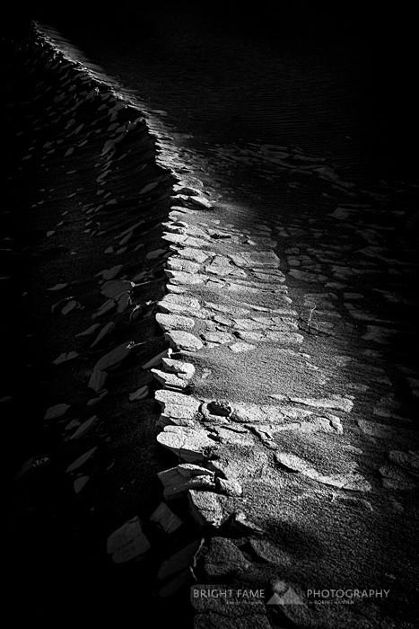 - Death Valley B&W