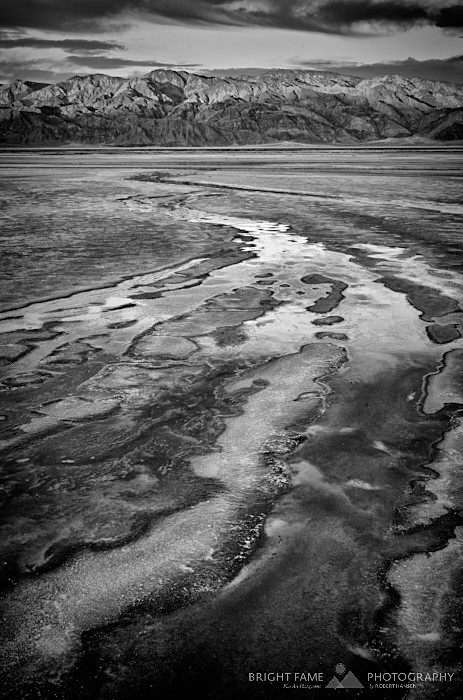 - Death Valley B&W