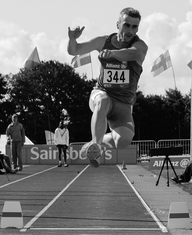 Flying! - Swansea IPC European Athletics Championships 2014